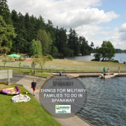 Things for Military Families to do in Spanaway, Washington