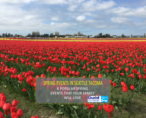 spring events in the seattle tacoma area