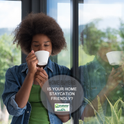 5 Ways to Make Sure Your New Home is Staycation-Friendly