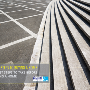 first steps to buying a home