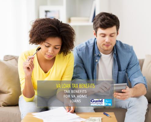 tax benefits of va home loans