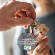 things most Veterans Don't Know about VA home loans