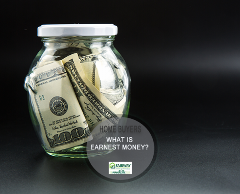 What is earnest money - common home buyer questions